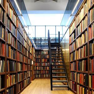 Библиотеки Верхней Инты
