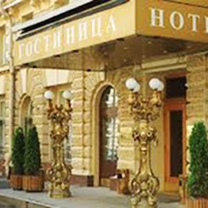 Гостиницы Верхней Инты