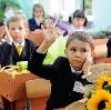 Школы в Верхней Инте