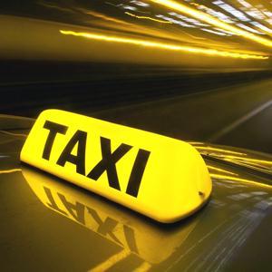 Такси Верхней Инты